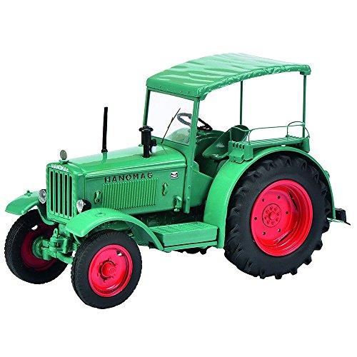 Schuco 450278800 - Hanomag R40 mit Verdeck, Maßstab 1:43, Fahrzeug, Traktor