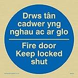 "Viking signos ma919-s85-gv""bronceado drws Cadwer"