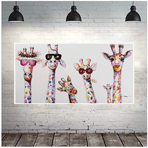 wzgsffs ¿por qué no Jack Avery Zach Herron Jonah Marais Pop Music Band Art Painting Canvas Poster Wall Home Decor Artwork Unique Gift -24x32 Inch Sin Marco