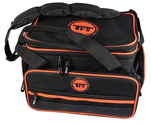 TFT FTM Forellentasche Pastentasche 40x25x30 8081002 Bombardentasche Tasche mit extra Bombardenfach Bleifach