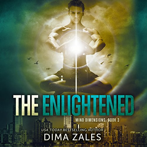 The Enlightened  audiobook cover art