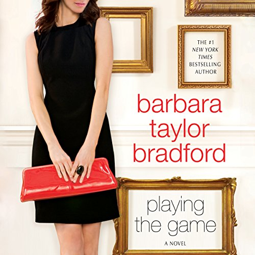 Playing the Game audiobook cover art