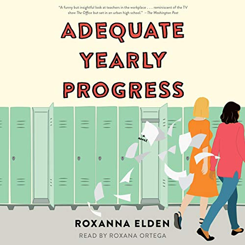 Adequate Yearly Progress audiobook cover art