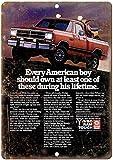 Dodge Ram Truck Blechschilder Vintage Metall Poster Retro
