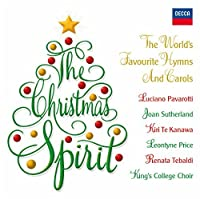 Christmas Spirit -37tr- by Various Artists (2008-08-03)