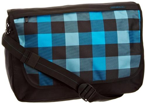 O 'Neill Herren 's Cowell 's All-Over Messenger Taschen und Accessoires, Blue AOP W/Blue (Blau) - 154046-5950-0