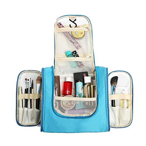 Caja para Joyas/Caja Joyero Bolsa de maquillaje portátil multifuncional Bolsa de lavado...