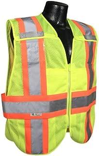 Radians SV24-2ZGM-XL/2X Industrial Safety Vest