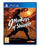 9 Monkeys of Shaolin PS4 - PlayStation 4
