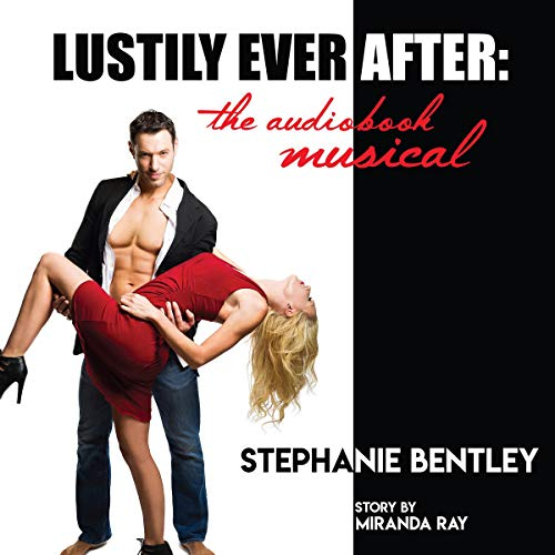 Lustily Ever After audiobook cover art
