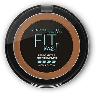 Pó compacto Maybelline Fit Me! N10 Marrom Neutro