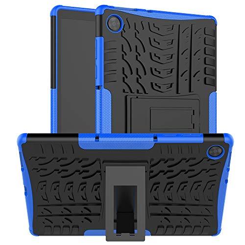 XITODA - Funda de Piel sintética con Tapa y función Atril para Samsung Galaxy Tab A 8.0 Pulgadas SM-T290/T295/T297 Lupo e Cane