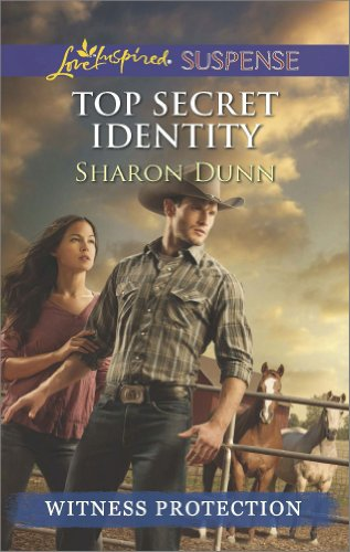 Top Secret Identity: A Riveting Western Suspense (Witness Protection Book 4)