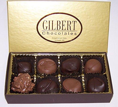 Gilbert Chocolates' Deluxe Assortment