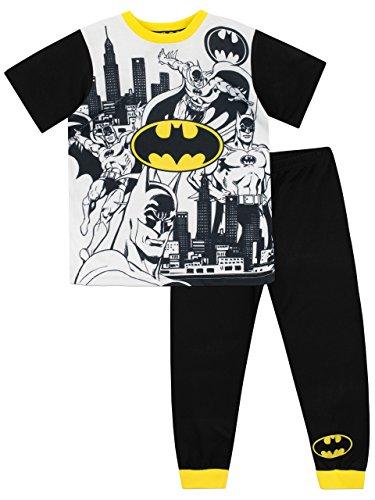 Batman Jungen DC Comics Schlafanzug Mehrfarbig 146