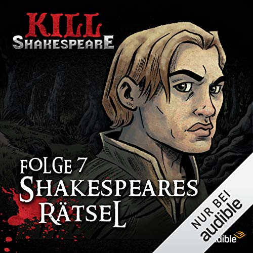 Shakespeares Rätsel audiobook cover art