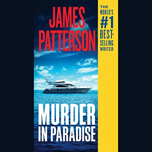 Murder in Paradise audiobook cover art