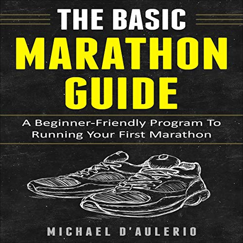The Basic Marathon Guide cover art