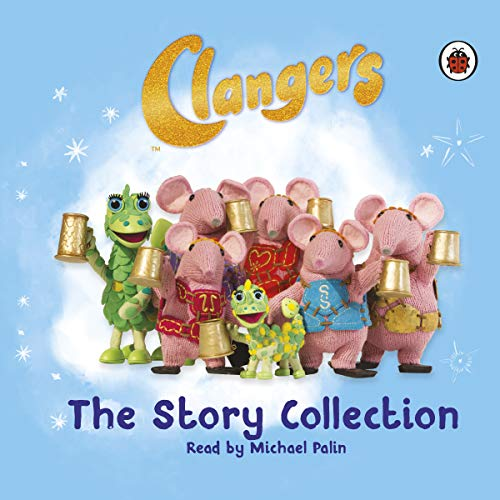 Clangers: The Collection cover art