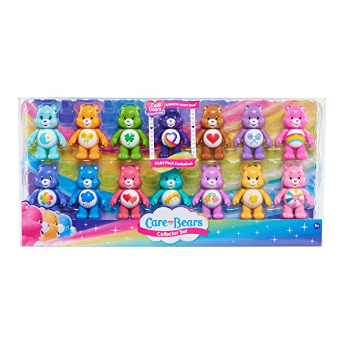 Just Play Care Bears Collector Set- Figures Toy Figure - http://coolthings.us