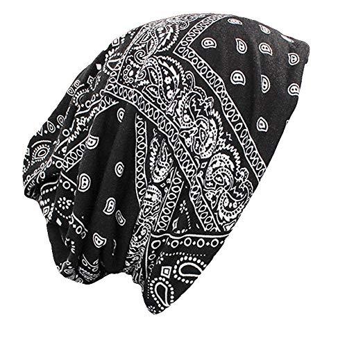 YANGJP Sombrero otoño Invierno Sombrero De Diseño De Otoño E Invierno para Mujer, Gorro De Cabeza Delgada, Bufanda Femenina, Máscara para Niña, Hembra @ B
