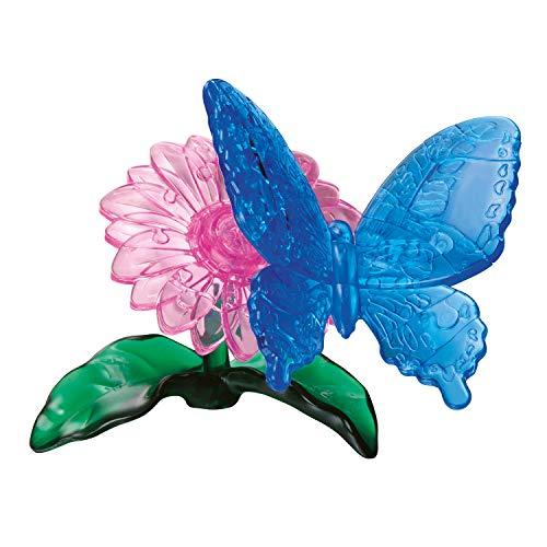 Crystal Puzzle - 59125 - 3D-Puzzle - Papillon