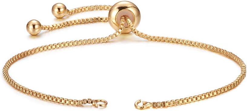 DanLingJewelry 10pcs Courier shipping free Adjustable Extender Bracelet Ranking TOP4 Slider