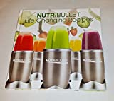 Nutribullet Life Changing Recipes by Homeland Housewares