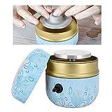 TOPQSC Mini Poterie Roue Machine, 2000 RPM Roue de poterie électrique, Poterie Machine Électrique Poterie Roue DIY Argile Outil avec Plateau Cadeaux pour Adultes Enfants Céramique Art (Bleu Clair)