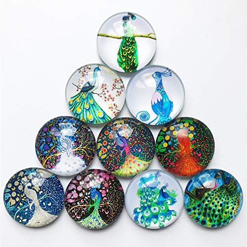 Diy Paste Niedlichen Satz Von Magnetischen Fliesen Frisch Ein Kristall Kühlschrank Kleine Glasdekoration 7