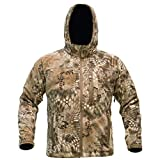 Kryptek Vellus Camo Hunting Jacket (Vellus Collection), Highlander, M