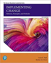 Implementing Change: Patterns, Principles, and Potholes (5th Edition)