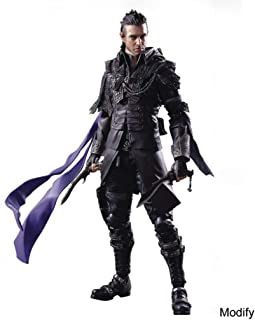Duzhengzhou Final Fantasy XV: Movable Nyx Ulric Play Arts Kai - 10.23 Inches Action Figure