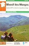 Grande randonnée - Massif des Monges à pied, à VTT, à cheval, à raquette à neige