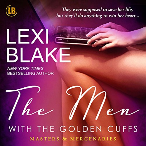 Couverture de The Men with the Golden Cuffs