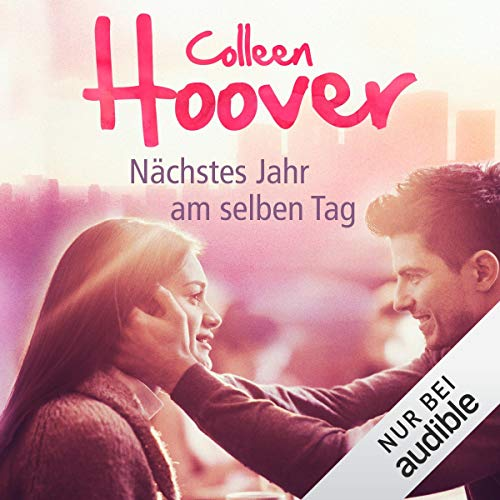 Nächstes Jahr am selben Tag                   By:                                                                                                                                 Colleen Hoover                               Narrated by:                                                                                                                                 Katrin Heß,                                                                                        Louis Friedemann Thiele                      Length: 10 hrs and 3 mins     1 rating     Overall 5.0