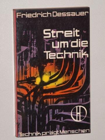 Dessauer, Friedrich: Streit um die Technik. Kurzfassung. Herder, 1959. Kl.-8°. 205 S. kart.