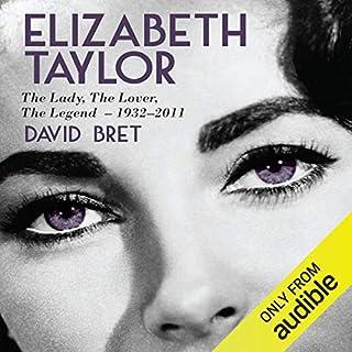Elizabeth Taylor cover art