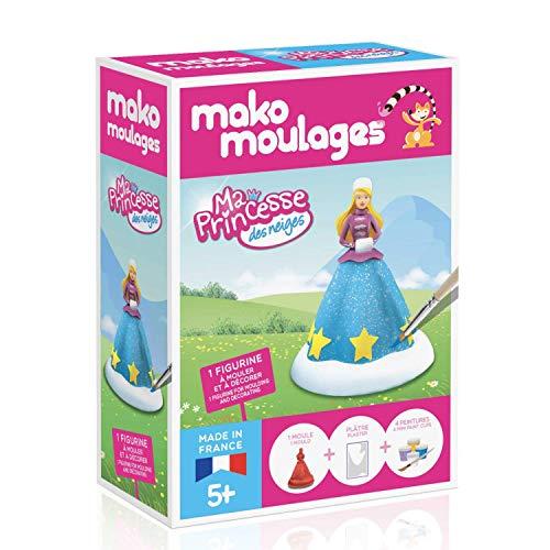 Mako Moulages - Kit Créatif - Ma Princesse Des Neiges