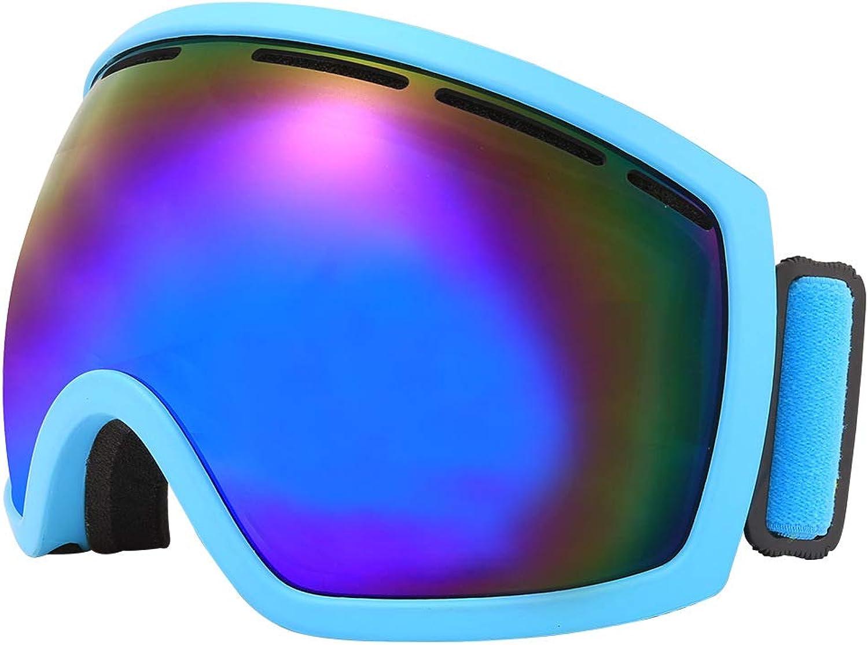 WUHX Anti-Fog-Skibrille Outdoor-Kletterspiegel sphärische doppelte Schneebrille kann Card Frameing Frameing Frameing Skateboard-Sportausrüstung B07LG5K6SQ  Bestseller 582359