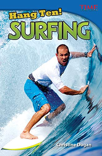 Hang Ten! Surfing (Time for Kids Nonfiction Readers)