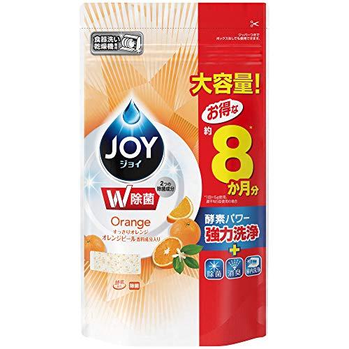 スマートマットライト ジョイ 食洗機用洗剤 オレンジピール成分入り 詰め替え 特大 930g
