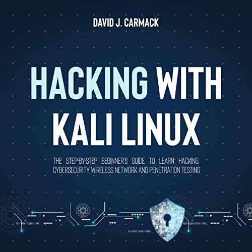 Hacking with Kali Linux cover art