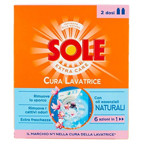 Sole Cura Lavatrice, 2 x 250ml