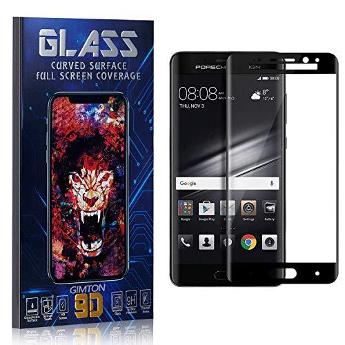 GIMTON Displayschutzfolie für Huawei Mate 9 Pro, 3D Touch, Anti Kratzen, Keine Luftblasen Premium Displayschutz Schutzfolie für Huawei Mate 9 Pro, 2 Stück