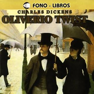 Oliverio Twist [Oliver Twist] audiobook cover art
