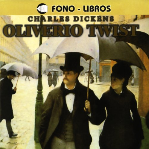 Oliverio Twist [Oliver Twist] cover art