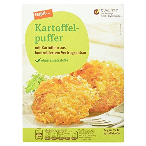 Tegut Kartoffelpuffer, 7er Pack (7 x 340 g)