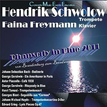 Rhapsody in Blue 2011 - von Brandenburg zum Broadway