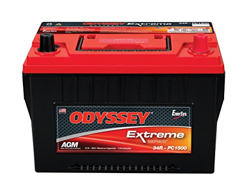 Odyssey Batteries 34R-PC1500T Automotive/Light Truck and Van Battery
